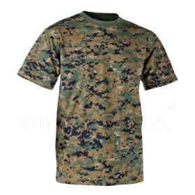 Koszulka Helikon Classic Army T-Shirt - Marpat USMC