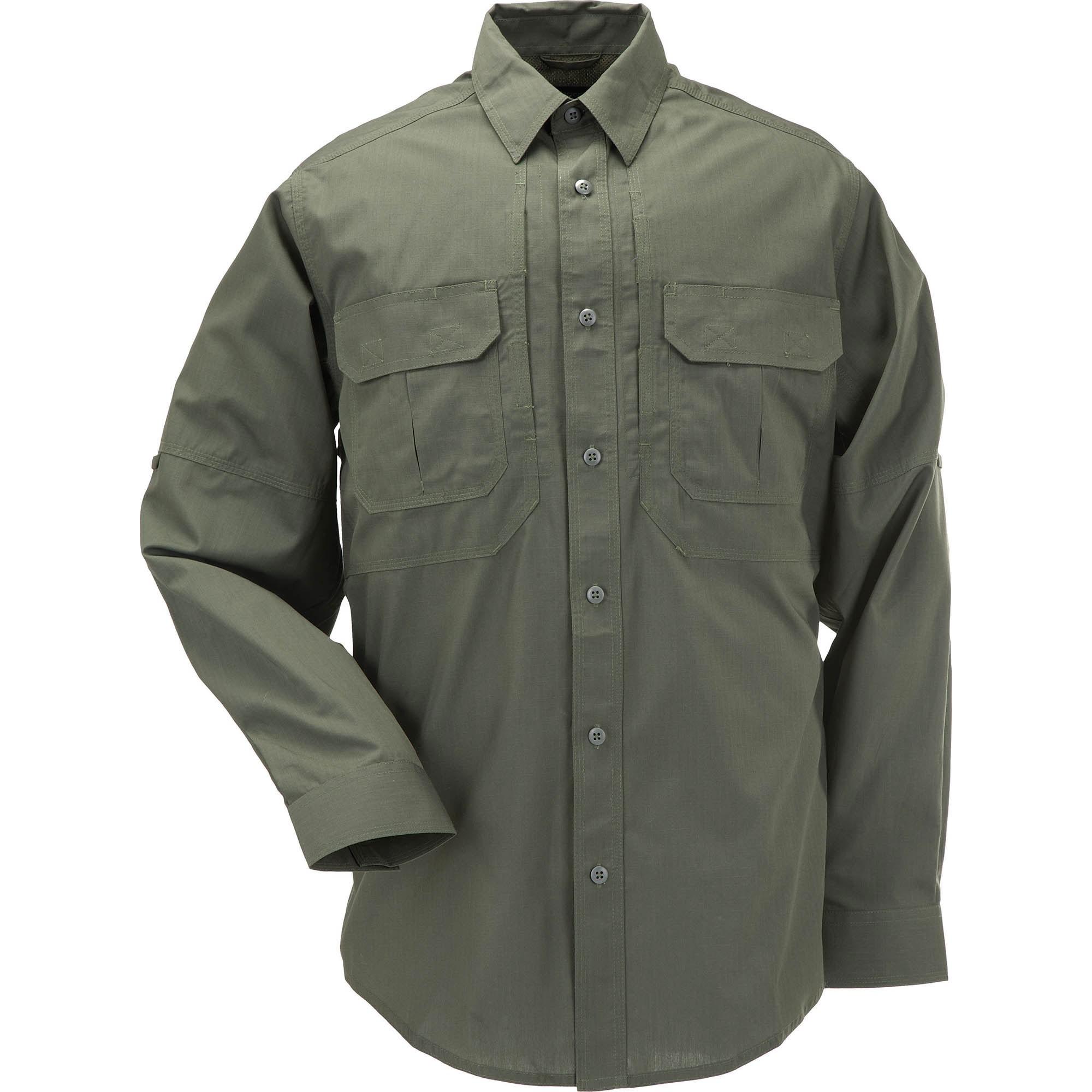 Koszula Taktyczna 5.11 Taclite Pro Shirt Długi Rękaw TDU  7BfgC