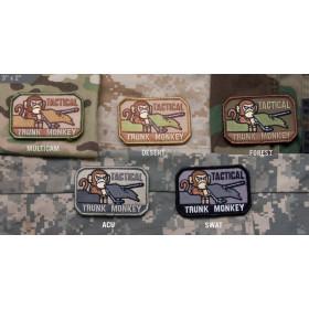 Naszywka Mil-Spec Monkey - Tactical Trunk Monkey