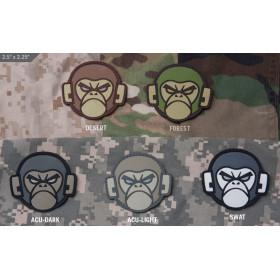 Naszywka Mil-Spec Monkey - Monkey Head PVC