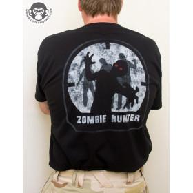 Koszulka Mil-Spec Monkey Zombie Hunter - Czarna