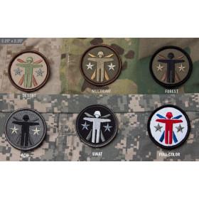 Naszywka Mil-Spec Monkey - Soldier Systems