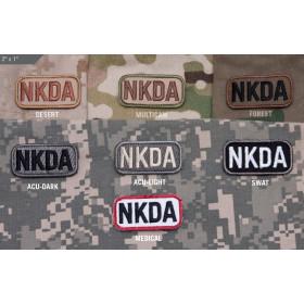 Naszywka Mil-Spec Monkey - NKDA