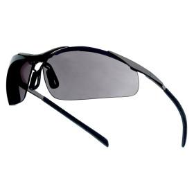 Okulary Ochronne Bolle Contour Metal - Smoke Lens (CONTMPSF)