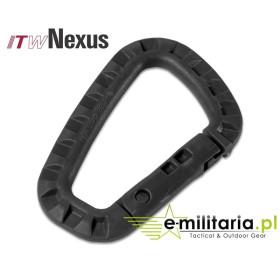 ITW Nexus Karabinek Tac Link - Czarny