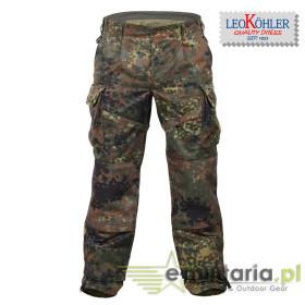 Spodnie Leo Köhler KSK Combat Pants - Flecktarn