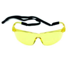 3M Okulary Ochronne Tora - Żółte