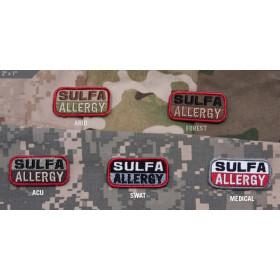 Naszywka Mil-Spec Monkey - Sulfa Allergy