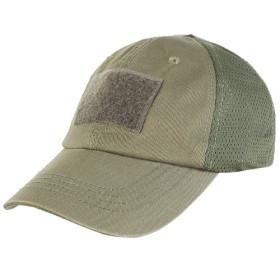 Czapka Condor Mesh Tactical Cap - Oliwkowa (TCM-001)