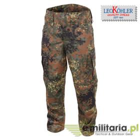 Spodnie Leo Köhler Explorer - Flecktarn