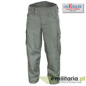 Spodnie Leo Köhler Explorer - Oliwkowe