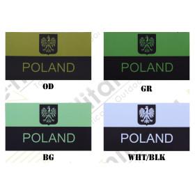 Naszywka IR/IFF Combat-ID Gen. 2 - Flaga Polska A2