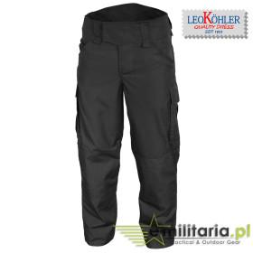 Spodnie Leo Köhler Explorer - Czarne