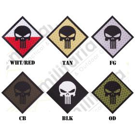 Naszywka IR/IFF Combat-ID Gen. 1 - Punisher H4
