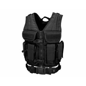 Kamizelka Taktyczna Condor Elite Tactical Vest - Czarna (ETV-002)