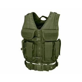 Kamizelka Taktyczna Condor Elite Tactical Vest - Oliwkowa (ETV-001)