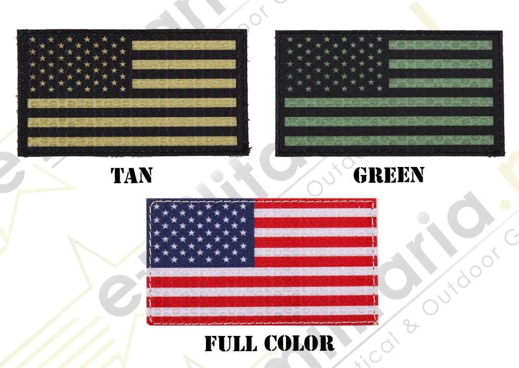 Naszywka Ir Iff Combat Id Gen 1 Flaga Usa E Militaria Pl