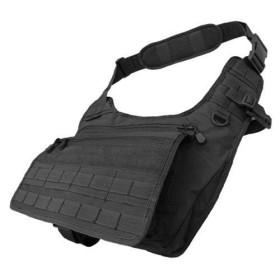 Torba Condor Messenger Bag - Czarna (146-002)