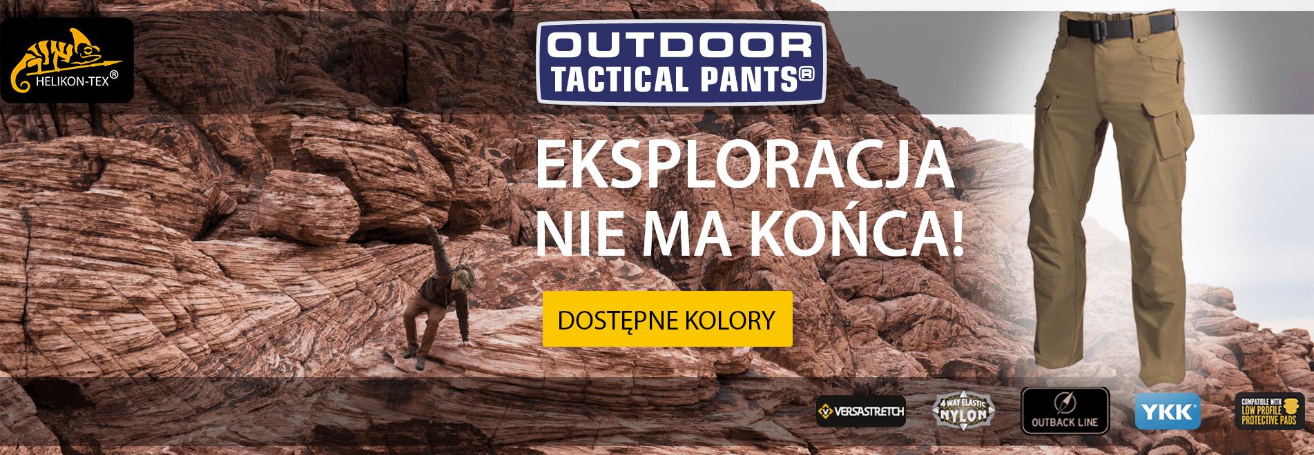 Spodnie Helikon OTP Outdoor Tactical Pants